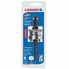 Lenox 1779772 2L Snap Back Arbor with 4-1/4in Pilot Drill Bit for Hole Saws