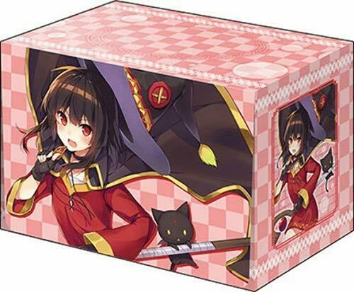 KonoSuba Megumin Card  Game Character Deck Box Case Collection V2 Vol.683 Anime