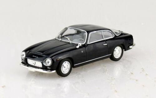 Lancia Flaminia ZAGATO azul oscuro 1958 1:43 hachette//norev maqueta de coche