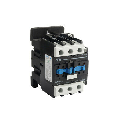 CJX1-32//22 AC Contactor 220V 50HZ//60HZ 2 Open 2 Closed  3Pole Business CHINT