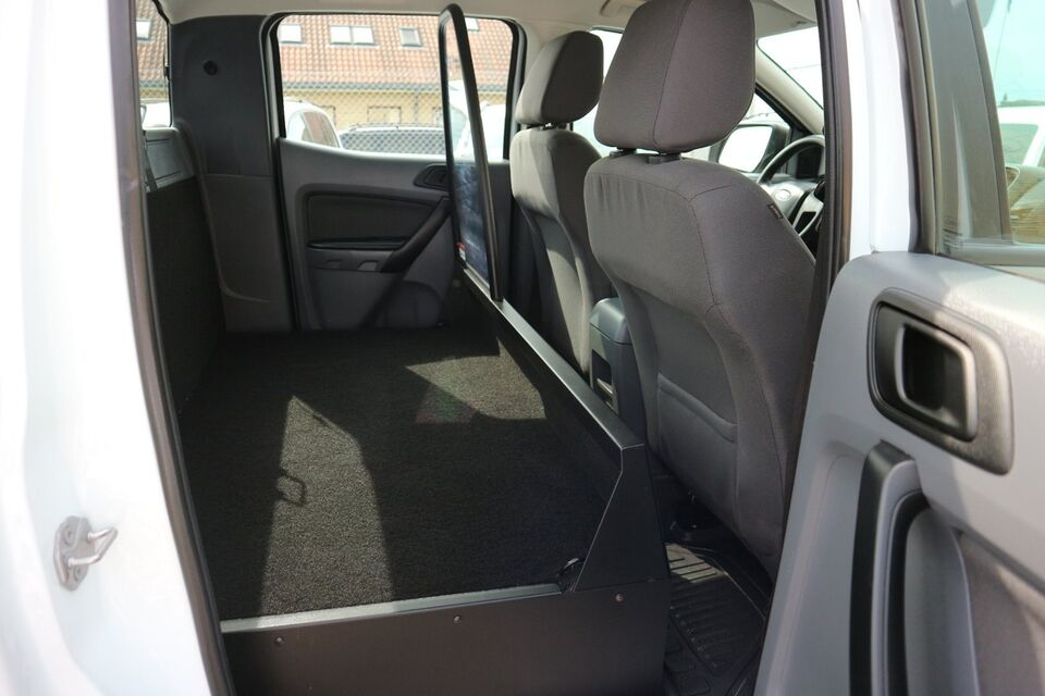 Ford Ranger 2,2 TDCi 150 Db.Cab XL 4x4 Diesel modelår 2015