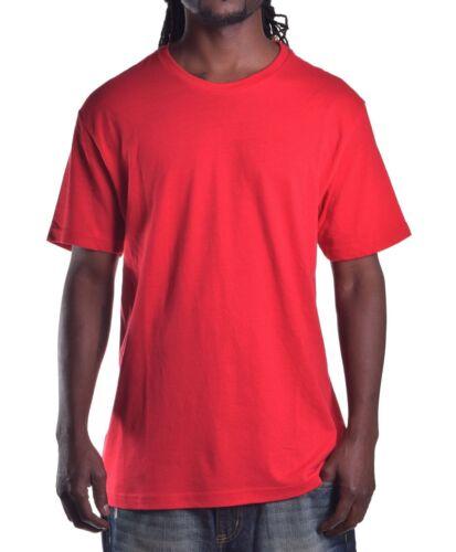 Men/'s Crewneck Basic Tee Shirt Choose Size /& Color Ecko Unltd