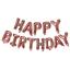 miniature 14 - Joyeux-Anniversaire-Ballons-Banniere-Ballon-Bunting-Party-Decoration-gonflage-decor