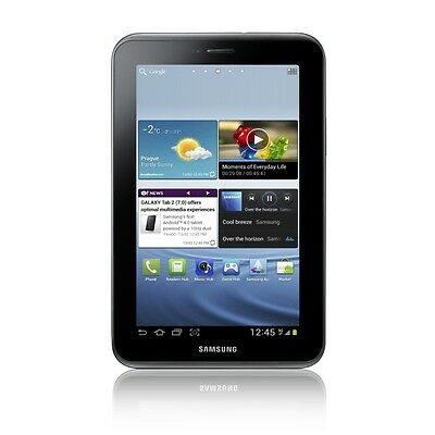 Samsung Galaxy Tab 2 SCH-I705 8GB, Wi-Fi + 4G, Black 7in Verizon Good Condition