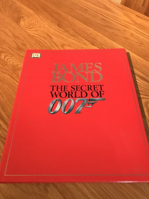 James Bond: The Secret World of 007 by Alastair Dougall (Hardback)
