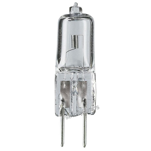 15x JC Clear Halogen Bulbs 10W 12V G4 2 Pin Base