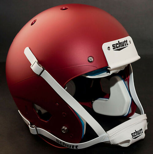 *NEW* Color: MATTE CARDINAL Schutt AiR XP Football Helmet ADULT LARGE