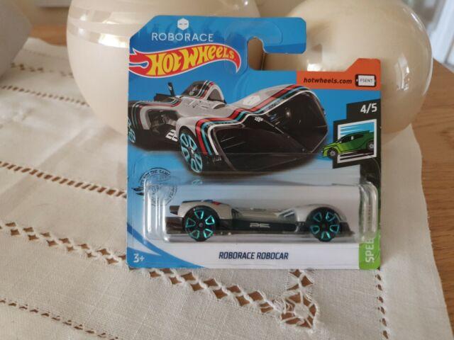 Hot Wheels 2020 Roborace Robocar *63/250 HW Speed Blur *4/5 GHF78
