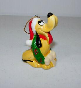 Vintage Pluto Christmas Ornament Vintage Christmas Ornament Christmas Disney Pluto dog