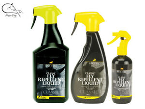Lincoln-Classic-Fly-Repellent-Horse-Pony-Spray-250ml-1-litre-FREE-DELIVERY