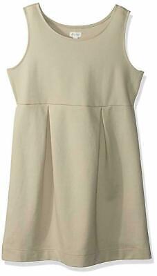 Navy Blue  NWT Gymboree Girl/'s School Uniform Sleeveless Ponte Knit Dress
