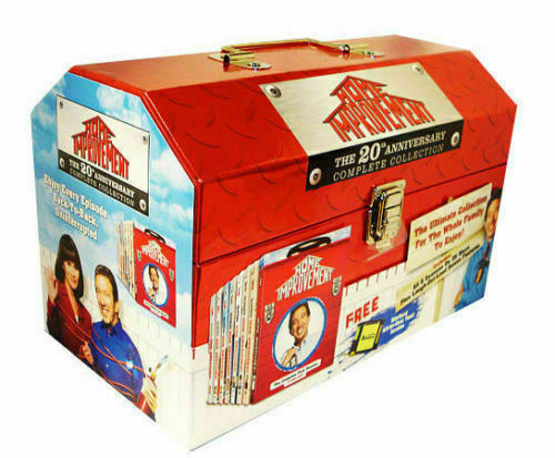 Home Improvement The 20th Anniversary Complete Series DVD
