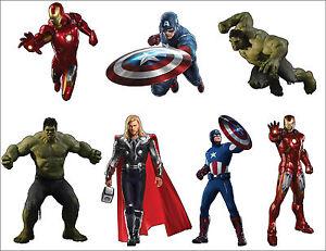 Stickers-planche-enfant-super-heros-Avengers-ref-8870-7-dimensions