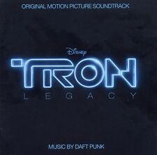 "DAFT PUNK ""TRON LEGACY"" CD ORIGINAL SOUNDTRACK NEU"