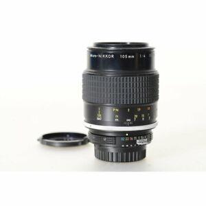 Nikon-Ai-4-0-105-Micro-Nikkor-Objektiv-105mm-1-4-Makro-Macro-Lens