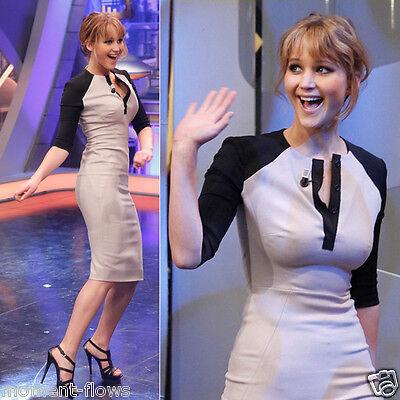 New Women's Sexy Celebrity Style Shift Casual ULD Bodycon Dress UK size 8-16