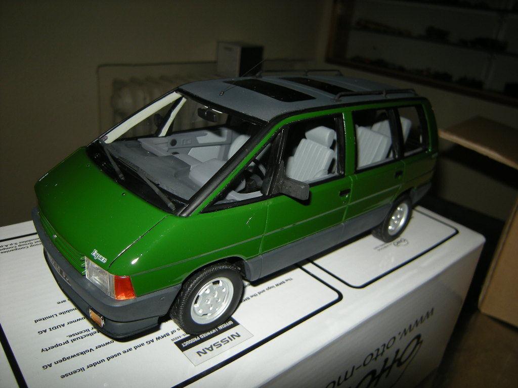 1 18 Otto Mobile Renault Espace 2000 TSE Limited Edition 1 of 1000 pcs OVP  | Deutschland Shop