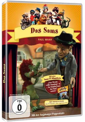 1 von 1 - Augsburger Puppenkiste - Das Sams (DVD)