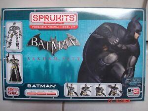 BATMAN-ARKHAM-CITY-SpruKits-Level-3-Bandai-9-034-Model-Figure-161pcs