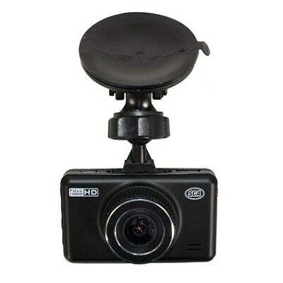 SCA 1080p Dash Cam with GPS