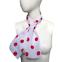 UK-GIRLS-LADIES-RED-NOSE-DAY-COSTUME-Polka-Dot-Skirt-FREE-SCARF-Fancy-Dress thumbnail 16