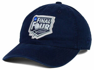 UConn-Huskies-NCAA-2014-Final-Four-Basketball-Blue-Adjustable-Slouch-Cap-Dad-Hat
