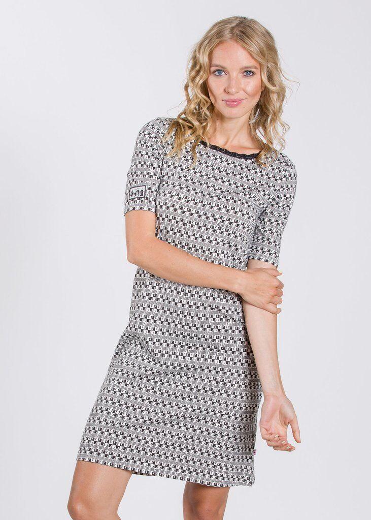 Blautsgeschwister Damen Kleid midsommarafton dress mr nilson 001171-326-004