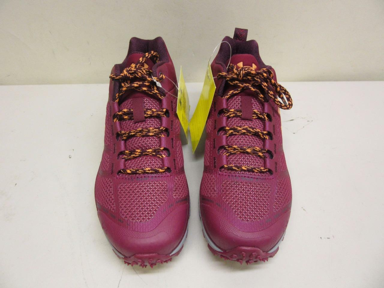 Under Armour Verge Low Donna  Dimensione 7 7 7 SMS Sample Running Hiking scarpe 15cc0d