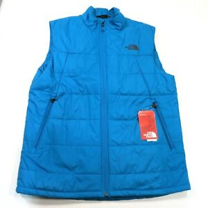 89-Men-039-s-North-Face-Bombay-Insulated-Vest-Size-Large-Brilliant-Blue-NWT
