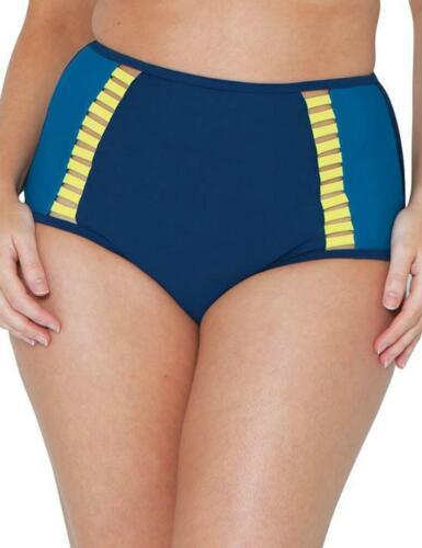 Curvy Kate Maya High Waist Bikini Brief Bottom Pant CS4665 New Womens Swimwear