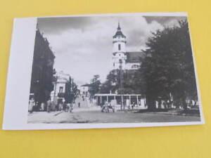 Ostrowiec Poland Postcard