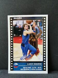 2019 Panini NBA Sticker Collection Luka Doncic #231 Dallas Mavericks