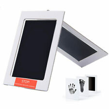 """Extra Large Baby Safe /""""Clean Inkless Touch/"""" Footprint and Handprint Ink Pad SP"""