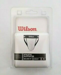 """WILSON Athletic Supporter Adult Small Waist 28/""""-30/"""" New Sports Equipment"""