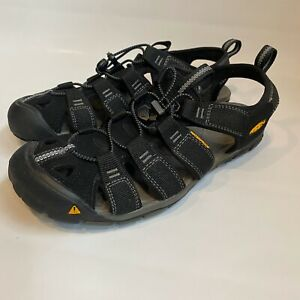 Keen-Clearwater-Black-Gargoyle-Water-Shoes-Hiking-Sandals