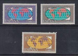 ESPANA-1963-MNH-NUEVO-SIN-FIJASELLOS-SPAIN-EDIFIL-1509-11-DIA-DEL-SELLO