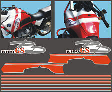 BMW R 100 GS  PD Paris Dakar  - adesivi/adhesives/stickers/decal