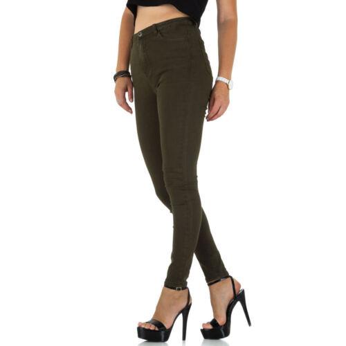 Damen Plus Size Destroyed Jeans 8361 Ital-design
