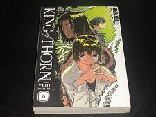 KING OF THORN YUJI  Vol.6 Book Graphic Novel Manga Comic