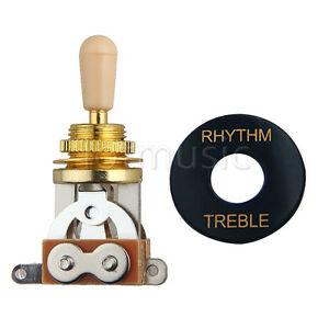 3-Way-Toggle-Switch-Pickup-Selector-for-Electric-Guitar-Golden-Ivory-Tip