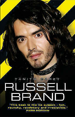 """AS NEW"" Russell Brand, Carey, Tanith, Book"