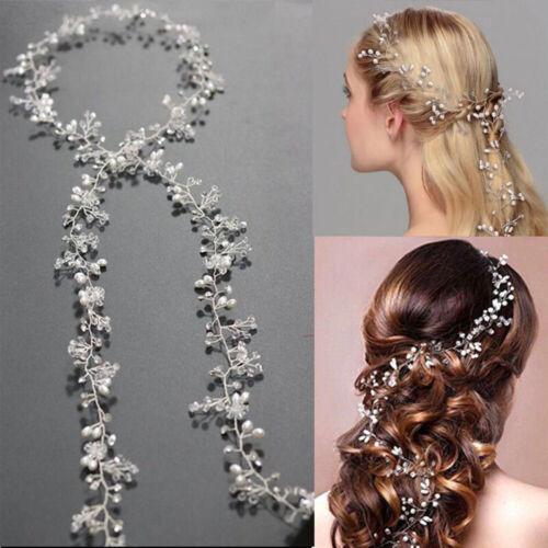 party braut kopfschmuck haarband crystal kopfschmuck pearl haarnadeln