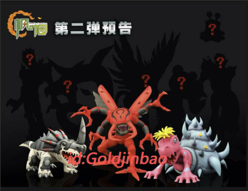 FYY Studios Digimon Kuwagamon Resin Model Painted Statue Pre-order Collection