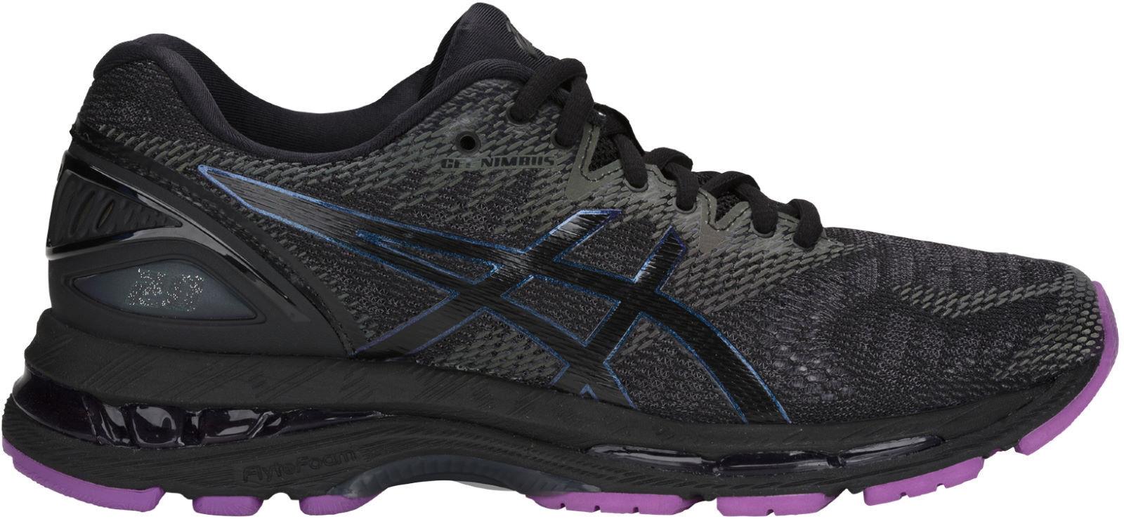 Asics Gel Nimbus 20 Lite Show Womens Running shoes - Black