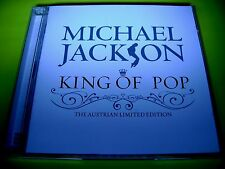 MICHAEL JACKSON - KING OF POP | THE AUSTRIAN LIMITED EDITION | Shop 111austria