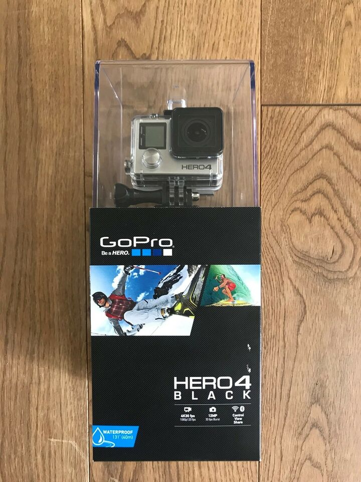 GoPro Hero4 Black, GoPro, Hero4 Black