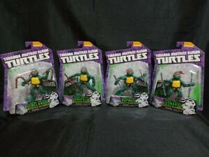 Teenage-Mutant-Ninja-Turtles-TMNT-Nickelodeon-Original-Comic-Book-Set-of-4