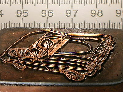 Punctual Ford I Schöner Oldtimer Stempel / Siegel Aus Metall As Effectively As A Fairy Does