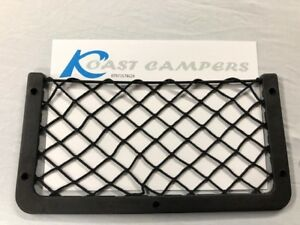 4-X-Storage-Nets-Vw-CamperVan-MotorHome-T2-T4-T5-Ford-Fiat-Mercedes-Car-Boat