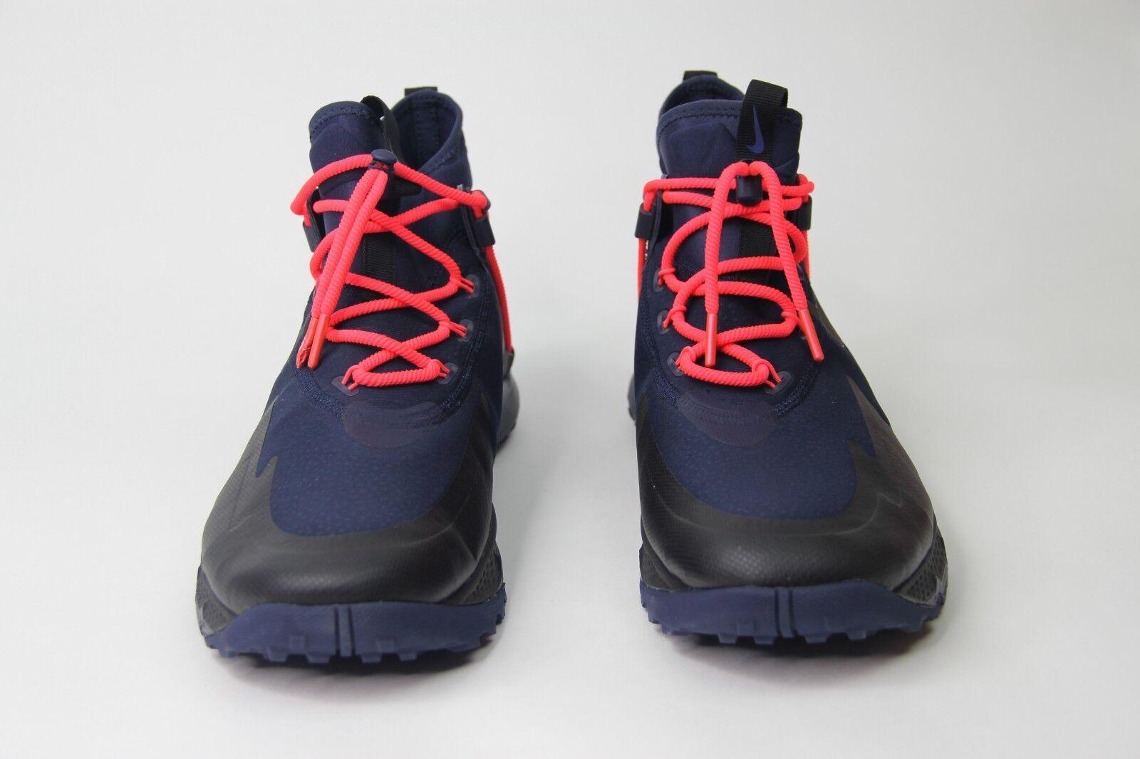Nike Terra Sertig Boots Obsidian Red Black Hiking shoes916830-400 Mens SZ  160
